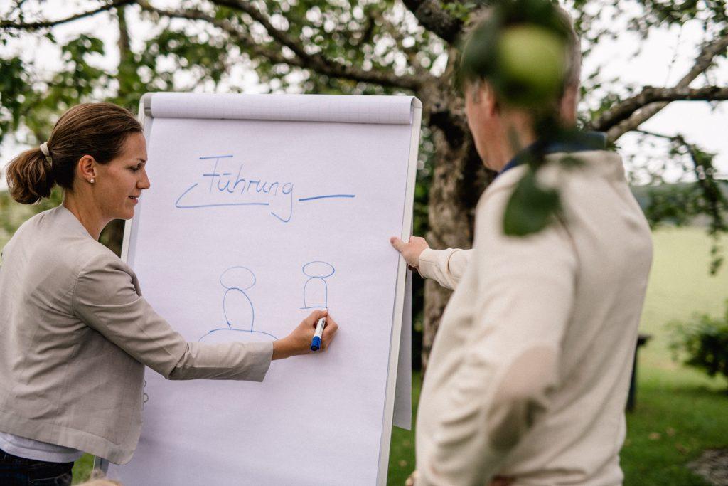 Führungskräfte- und  Personalentwicklung